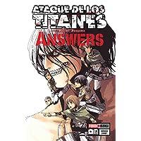 Ataque de los Titanes ANSWERS (Guide Book)
