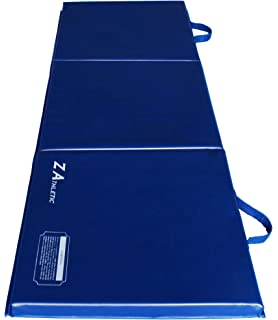 Z-Athletic 2ft x 6ft x 2in Gymnastics & Exercise Folding Mats