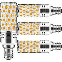 4-Pack Nakital LED Candelabra Bulb (Warm White)
