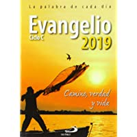 Evangelio 2019 letra grande: Camino, Verdad y Vida. Ciclo C (Evangelios y Misales)