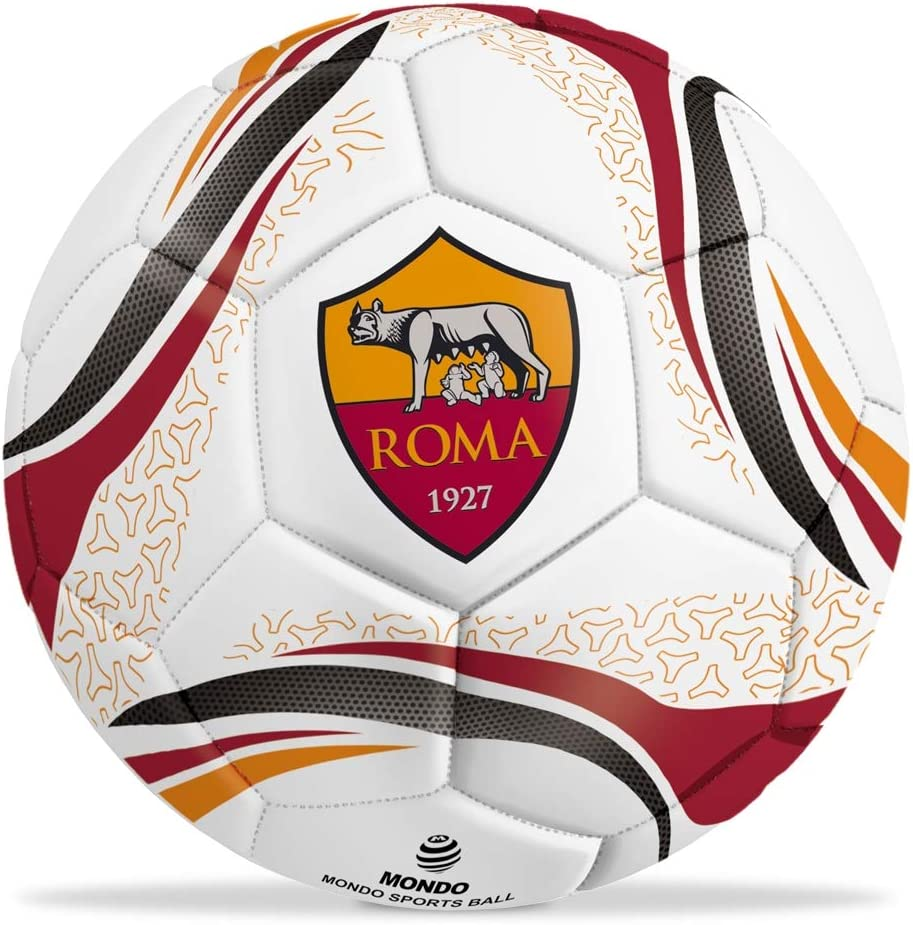 Mondo-13415 Roma - Mini balón de fútbol, Color Amarillo, 13415 ...