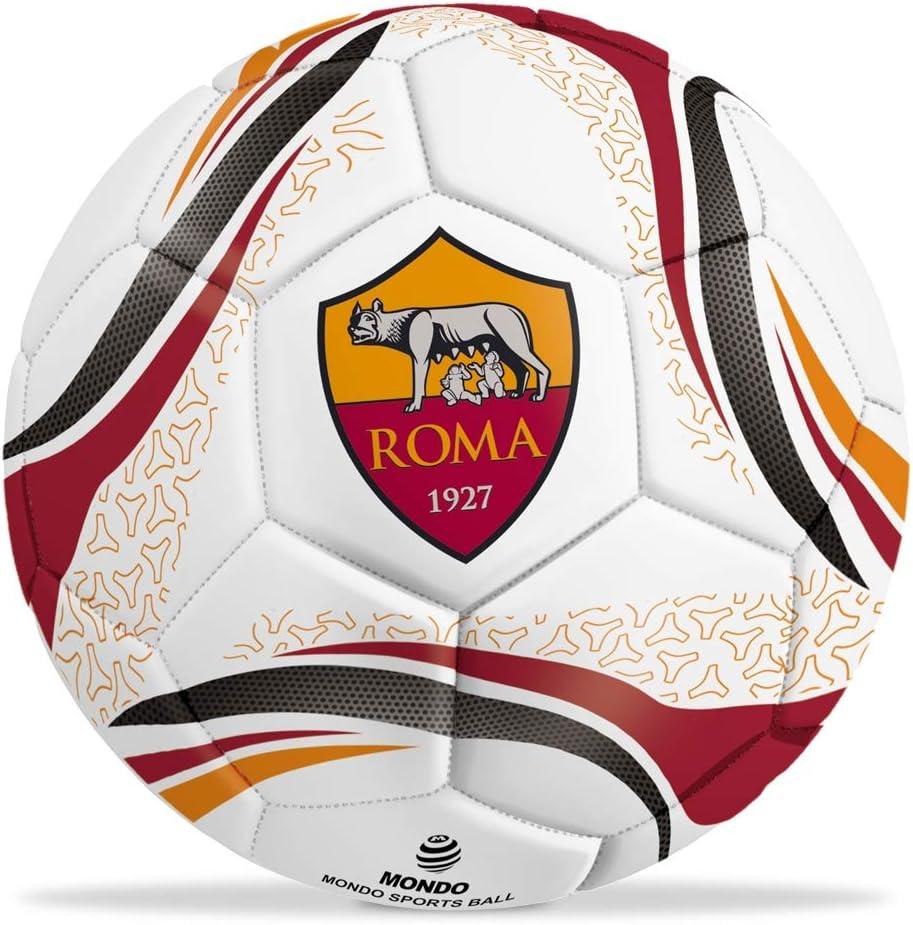 Mondo-13415 Roma - Mini balón de fútbol, Color Amarillo, 13415 ...