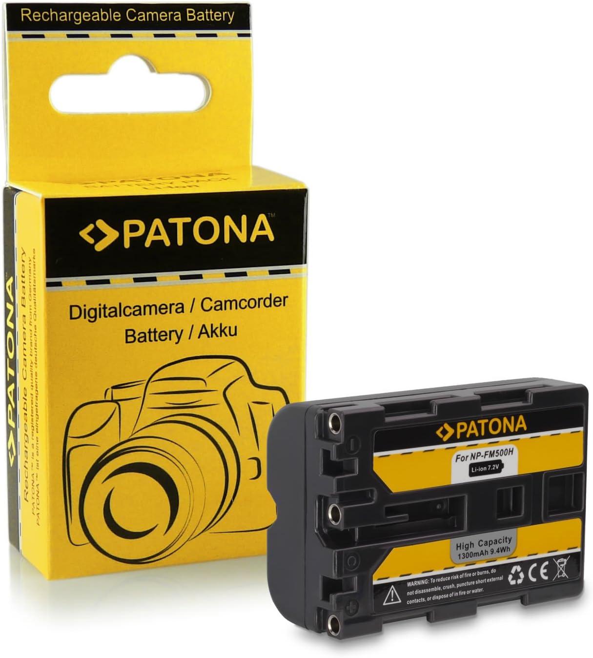 M&L Mobiles® | Batería de primera calidad como Sony NP-FM500 con ...