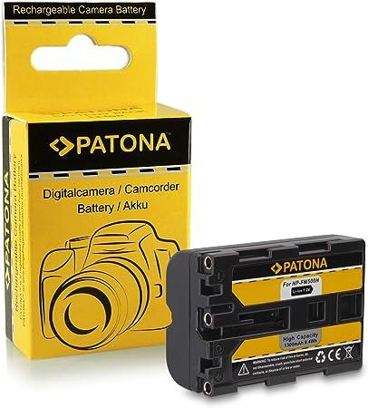 Batería NP-FM500H para Sony Alpha 57 SLT-A57 | 58 SLT-A58 | 65 SLT ...