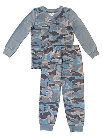 8363cc9de9 Amazon.com  Esme Boys Sleepwear Pajamas Long Sleeve Top   Pant Set ...
