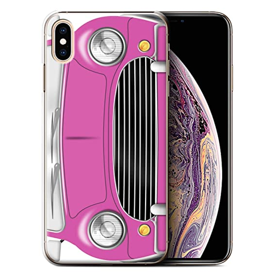 huge discount fc06a dab32 Amazon.com: STUFF4 Phone Case/Cover for Apple iPhone Xs Max/Bright ...
