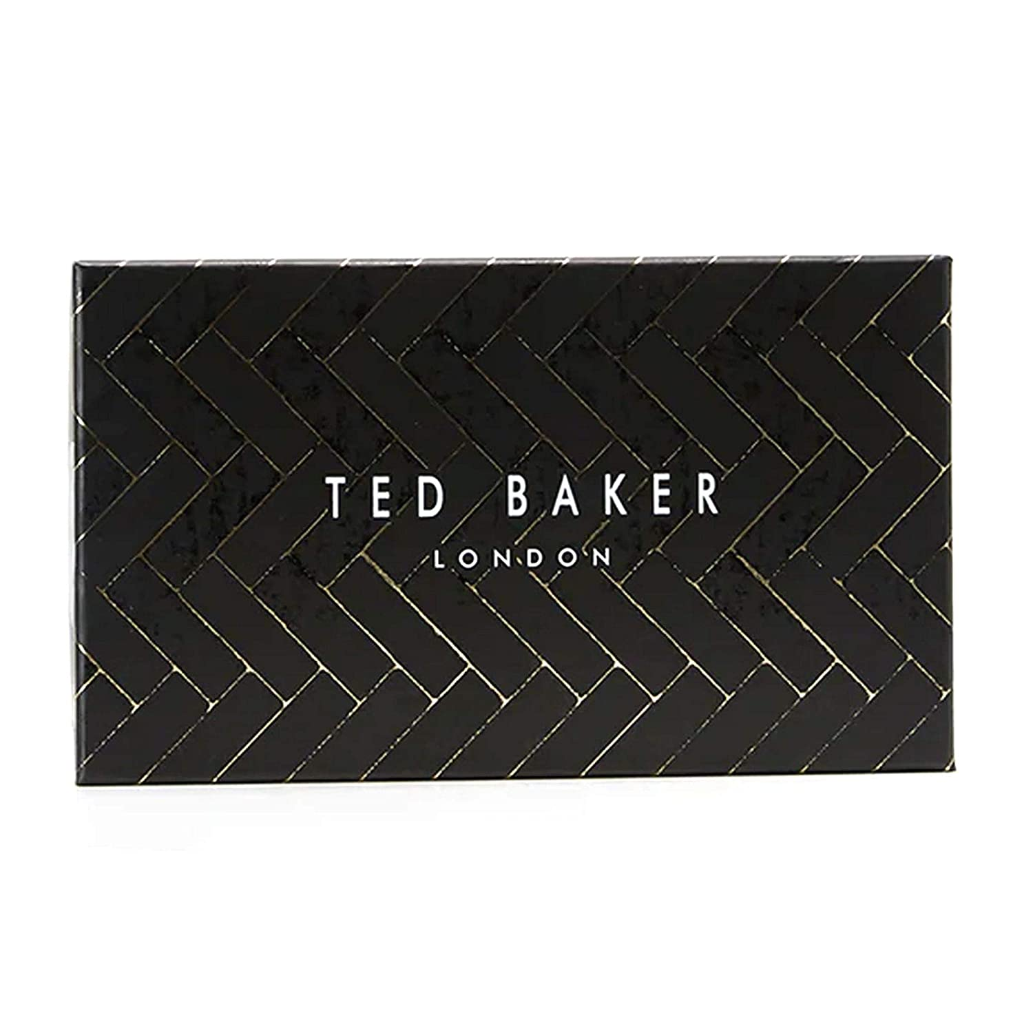 Ted Baker Mens Chuckle Luggage Gift Set - Black: Amazon.es ...