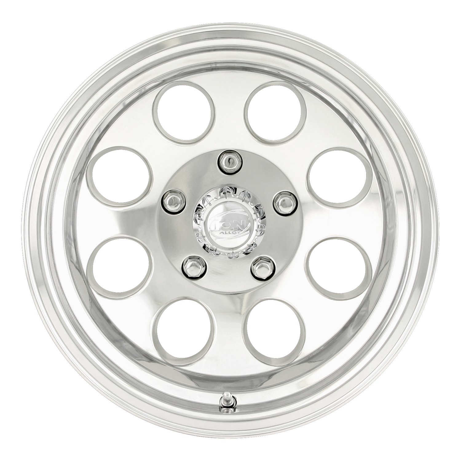 Ion Alloy 171 Polished Wheel (18x9''/6x139.7mm)