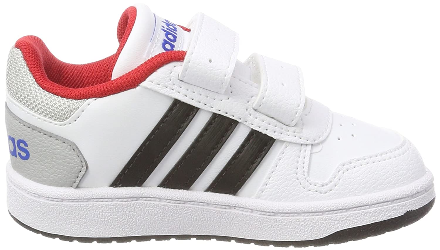 adidas hoops 2.0 cmf i chaussures de fitness mixte enfant