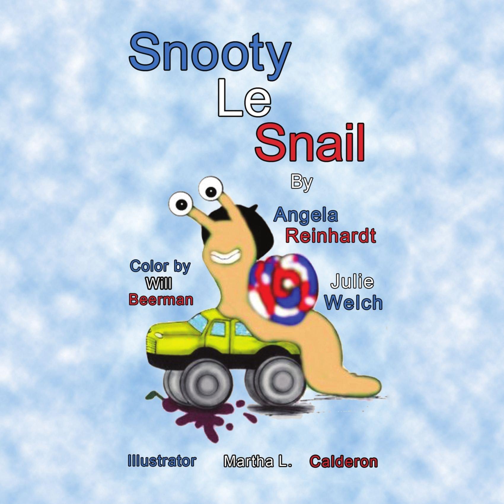 Snooty Le Snail pdf