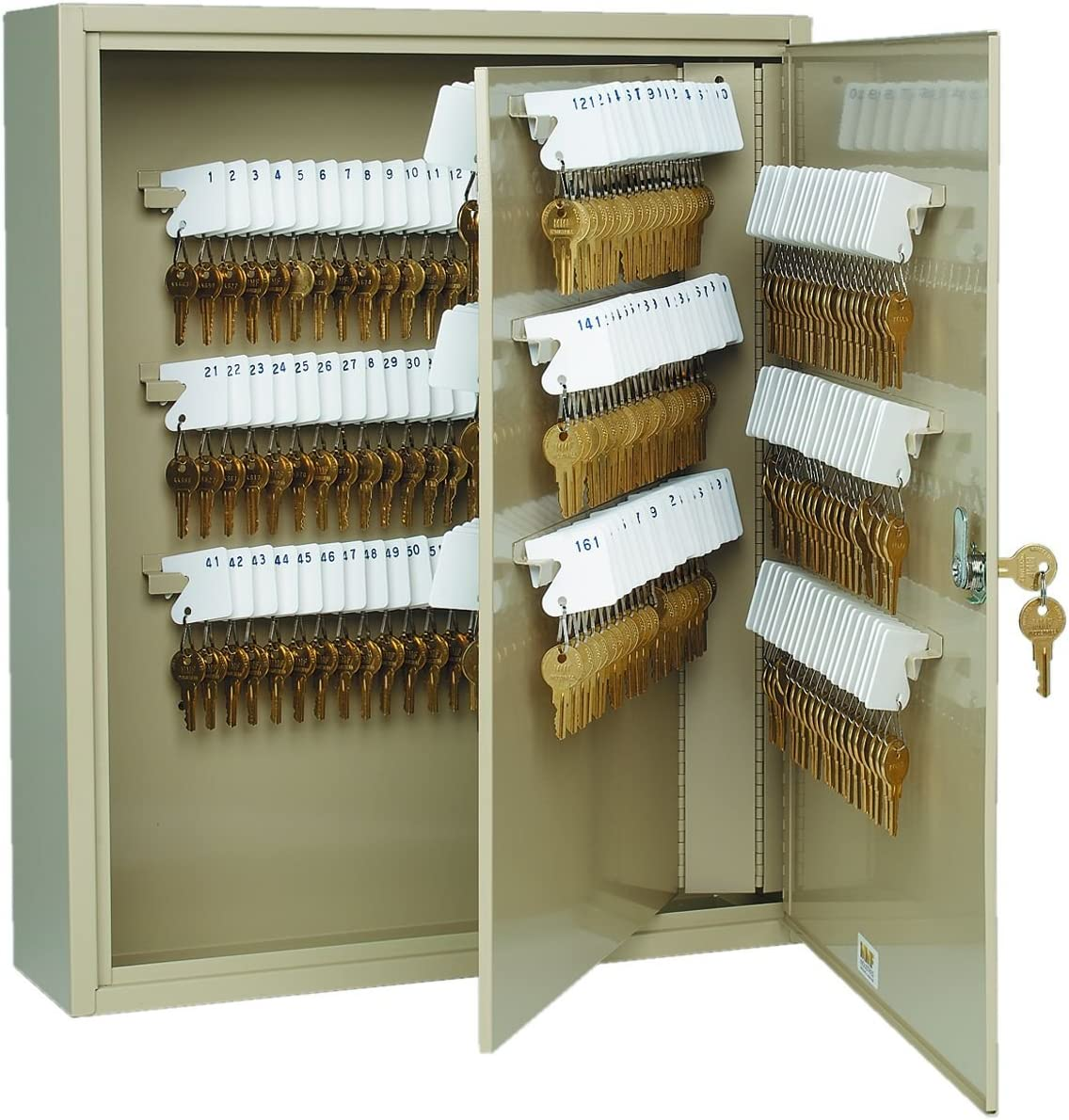 Mmf Industries Uni Tag 240 Key Cabinet 1 Each 201924003 Office Products Amazon Com