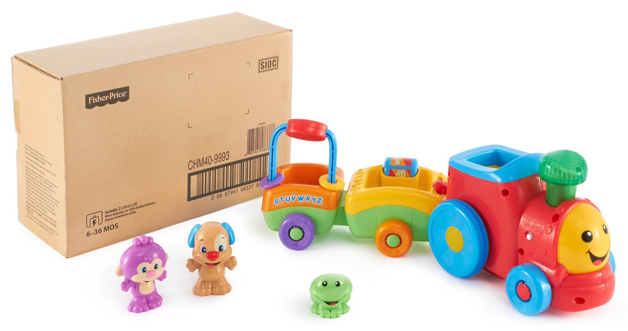 Fisher-Price Laugh & Learn Smart Stages Puppy's Smart Train by Fisher-Price (Image #4)
