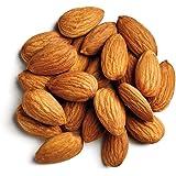 Ancy 100% Natural California Jumbo Almonds (Badaam), 1KG (Pack of 4x250 GMS)