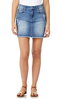 16d004773d Amazon.com: DittyandVibe Vintage High Waisted Stretch Cotton Fitted ...