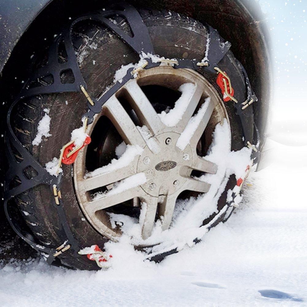 Kia Soul: Tire chains
