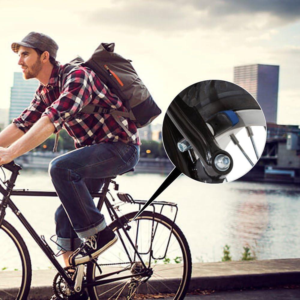 3 Pairs V Brake Blocks Cycle Bike Bicycle Blocks Pads Shoes Mountain 70mm