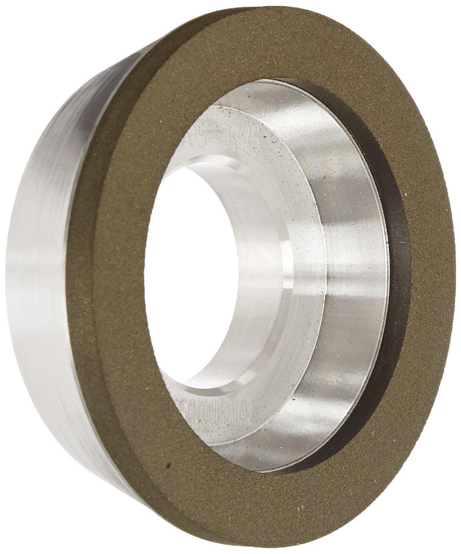 HHIP 2405-5275 5 x 1-3//4 x 1-1//4 Inch D11A2 Flaring Cup Diamond Wheel
