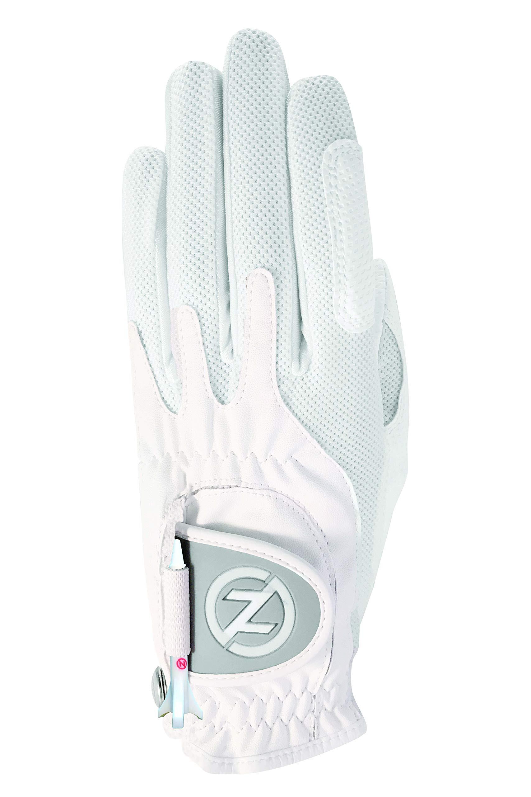 Zero Friction Women's Golf Gloves, Left Hand, One