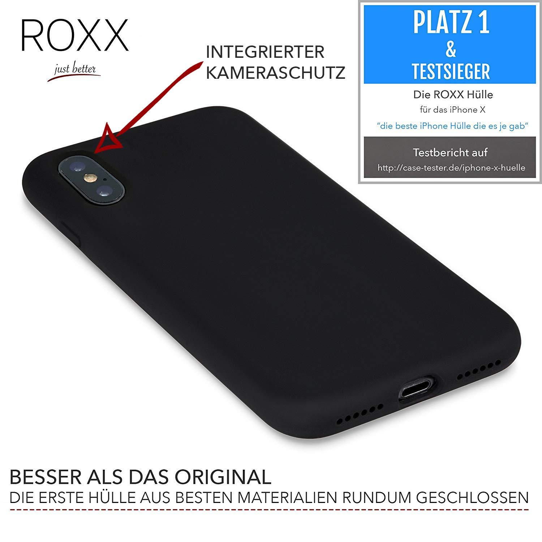 6c657ad6ceb70 ROXX Hard Case Silikon Hülle