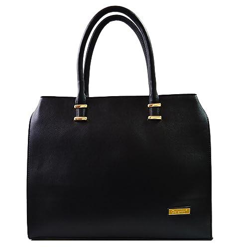 0a1028438e Gallantry - Sac de cours/cabas-filles (Noir): Amazon.fr: Chaussures ...