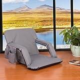 Sundale Outdoor Indoor Adjustable Floor Chair
