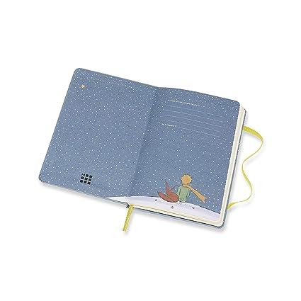 Amazon.com: Moleskine - Cuaderno semanal de 12 meses de ...