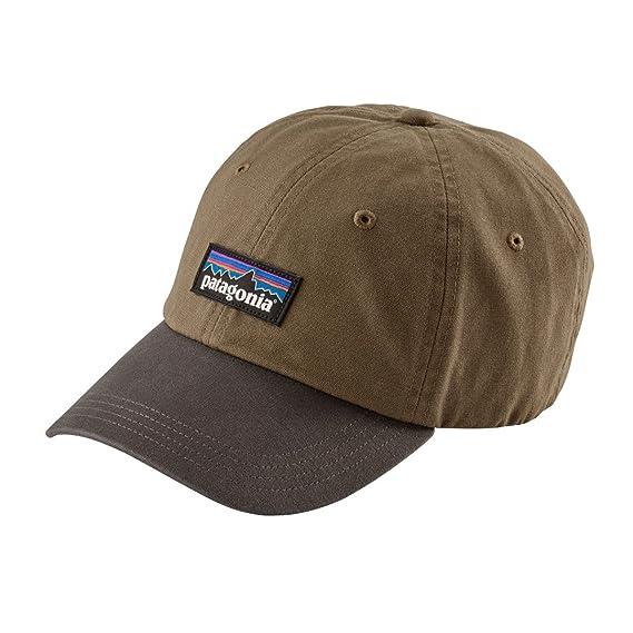 30247668 Patagonia 38207dkasall - P6 Label Trad Cap Color: Dark Ash Size: All ...