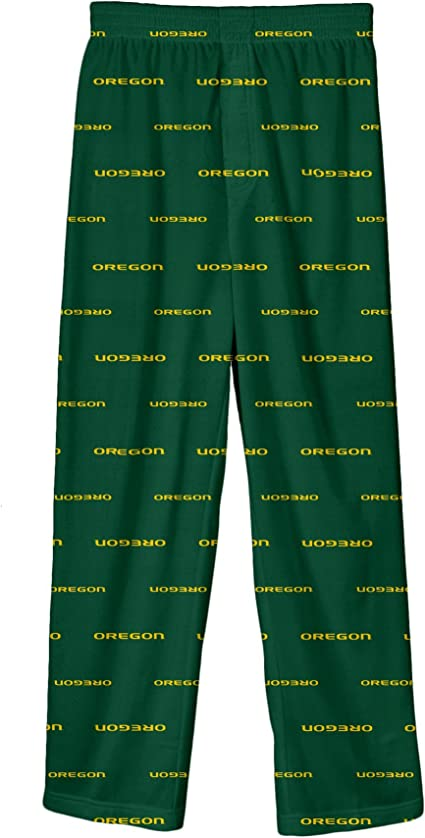 NCAA Kids /& Youth Boys Printed Sleepwear Pant Boys Outerstuff Team Logo Lounge Pant Youth Large 12-14 Team color