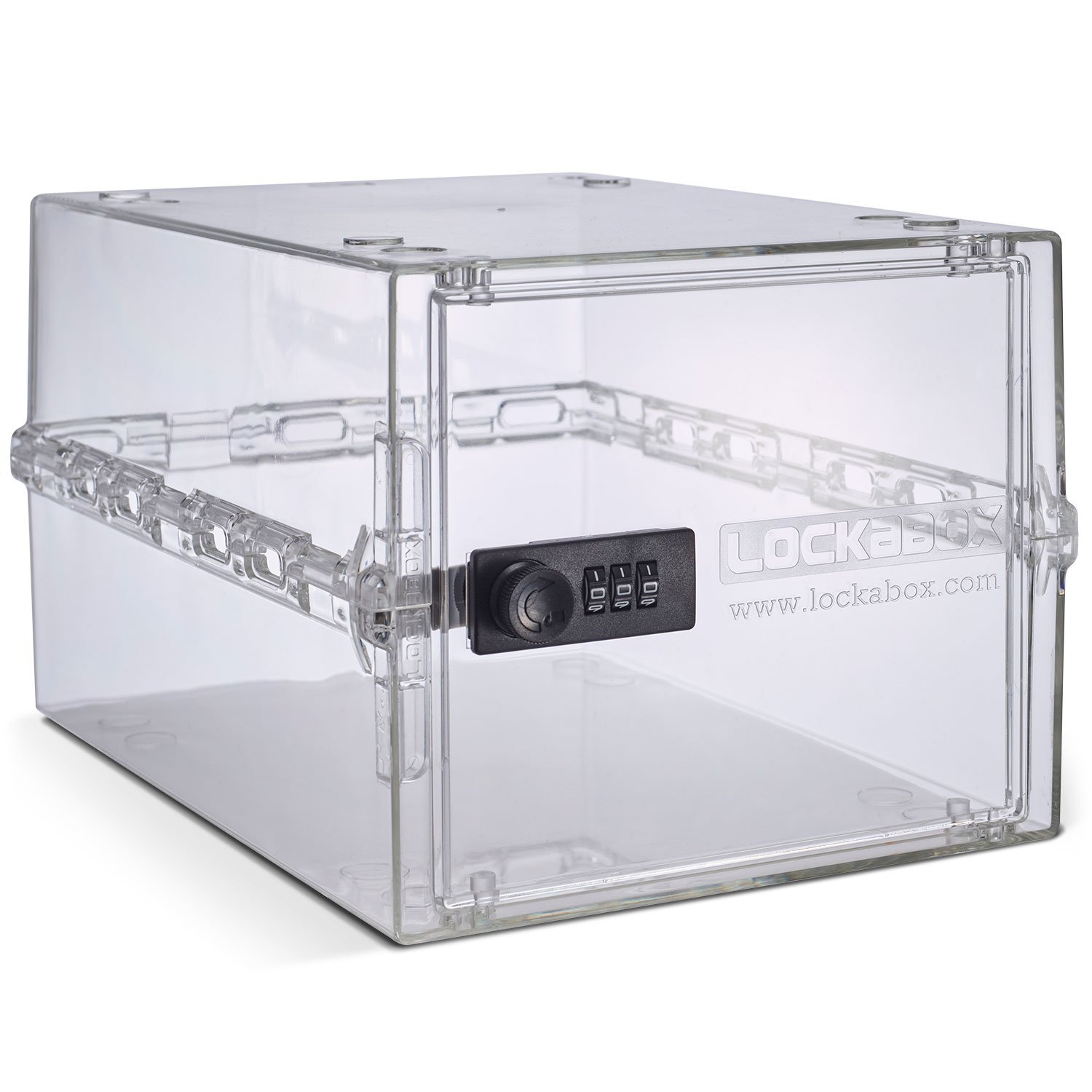 Lockabox One | Compact and hygienic lockable box for food, medicines and home safety by Lockabox