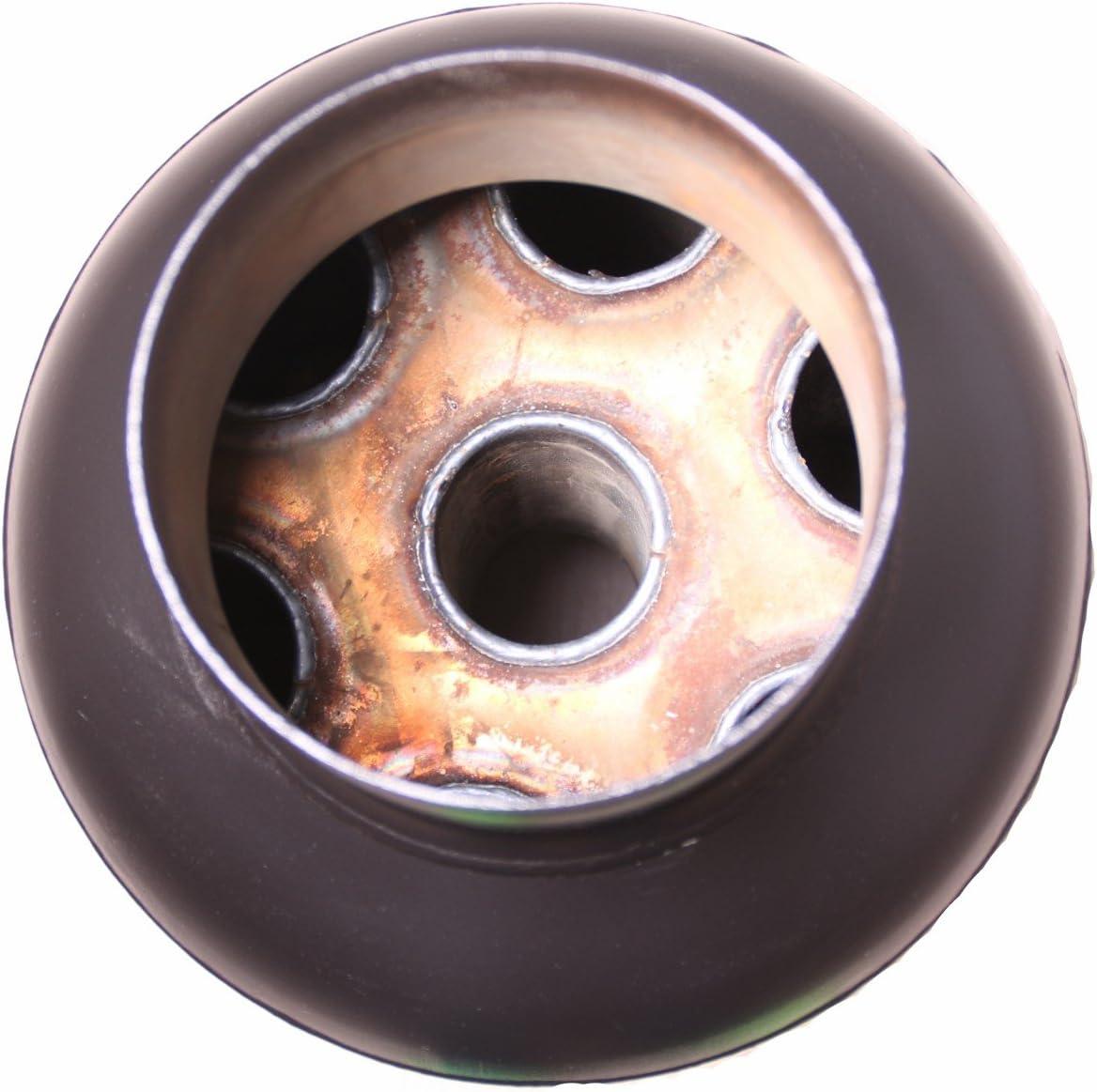 /économie d/énergie /échangeur dair chaud refroidisseur de gaz noir installation facile nettoyage facile acerto 30107 /Échangeur de chaleur de gaz d/échappement 150x650mm