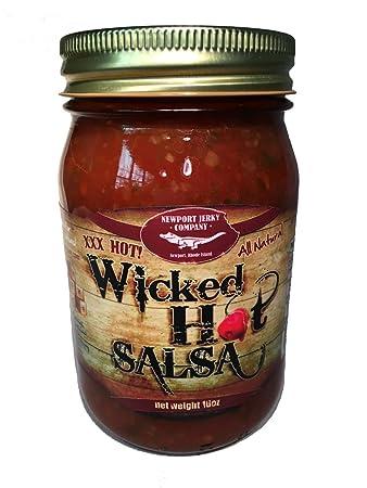 Habanero Salsa (Gourmet All Natural)