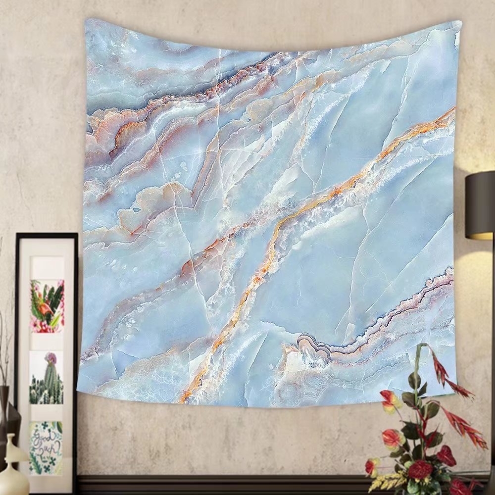 Evelyn C. Connor Custom?tapestry marble texture design with high resolution print