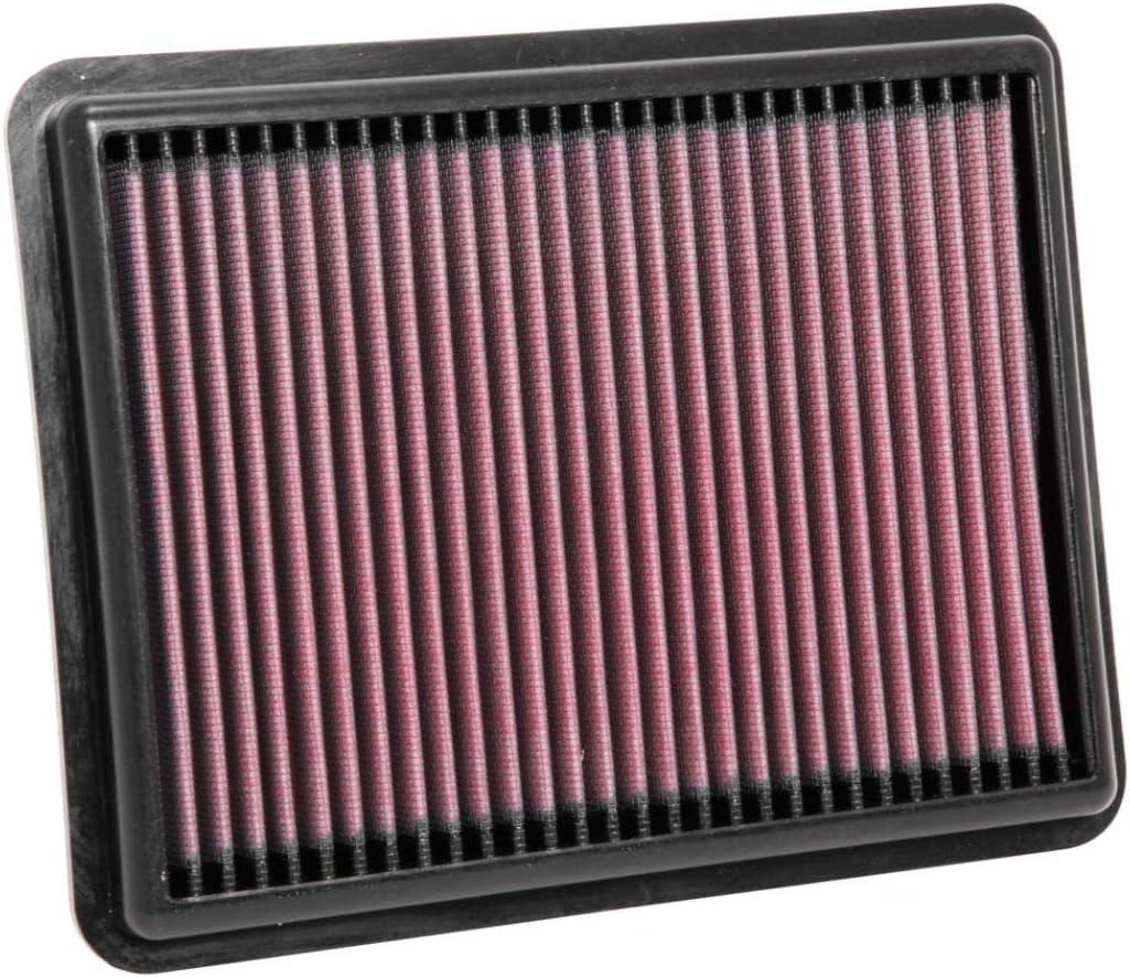K/&N 33-3116 Filtre /à Air Rouge
