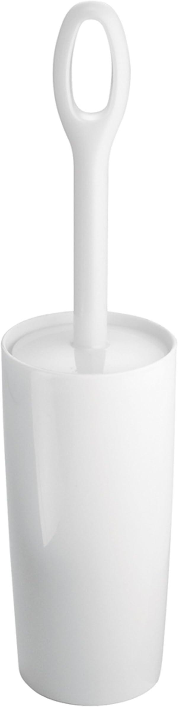 Cepillo y soporte para inodoro de silicona con Juego de Soportes de Secado r/ápido para inodoro para ba/ño