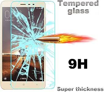candy house LeEco Le S3 Protector de Pantalla, Cristal Vidrio Templado Film Protector Pantalla Delgada Glass Screen Protector para LeEco Le S3: Amazon.es: Electrónica