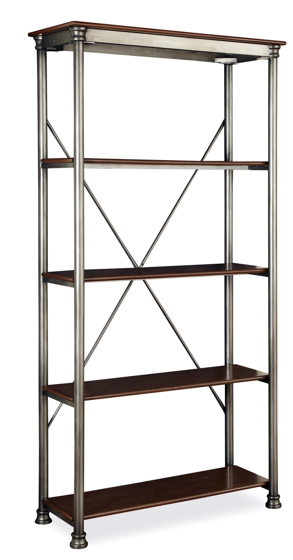 Home Styles 5061-76 The Orleans 5-Tier Multi-function Vintage Shelf