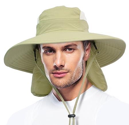 1d879b139a4e Los mejores 8 sombreros de hombre con solapa en el cuello para ...