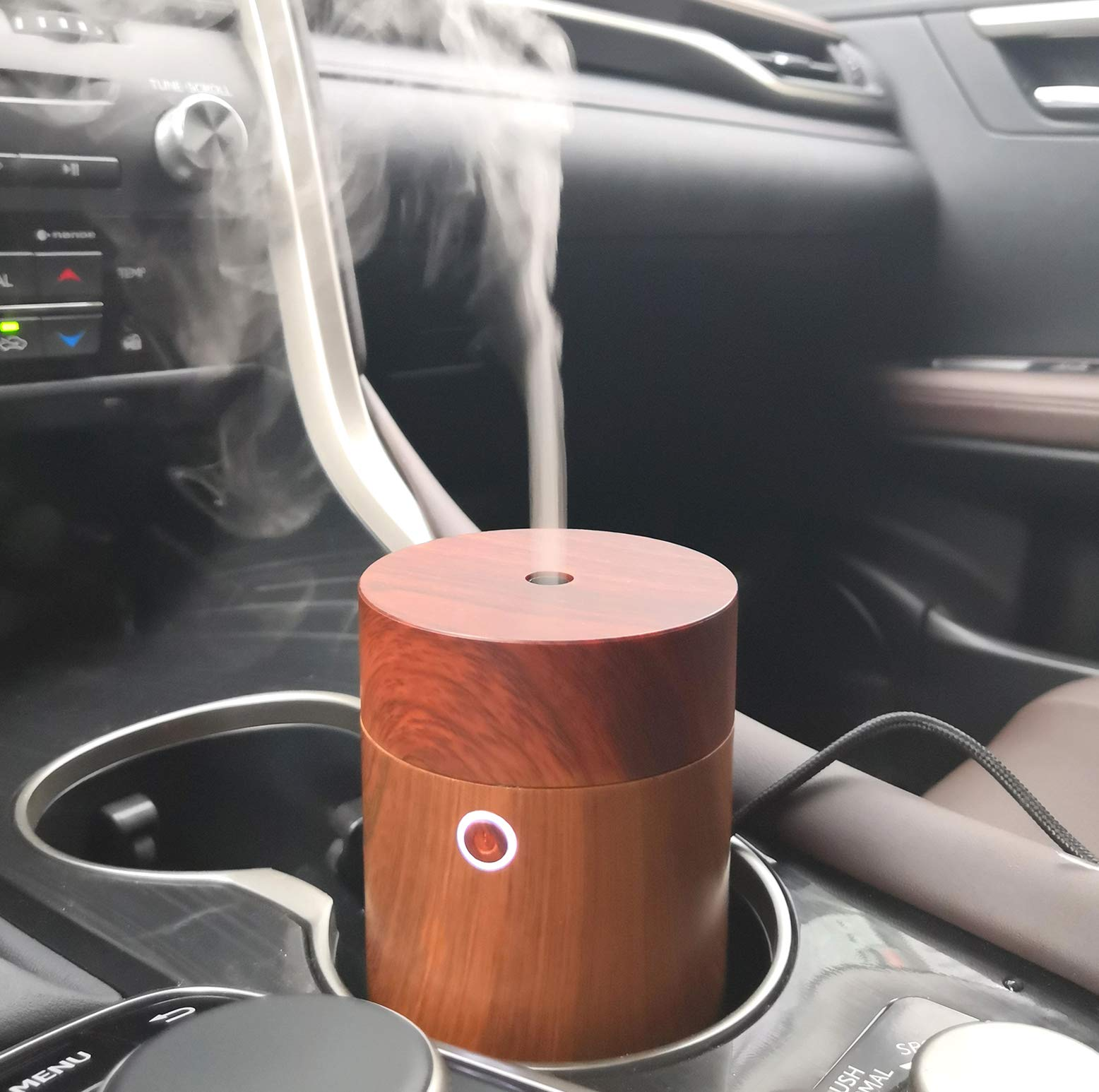 Amazon Com Mini Usb Car Diffuser Car Humidifier