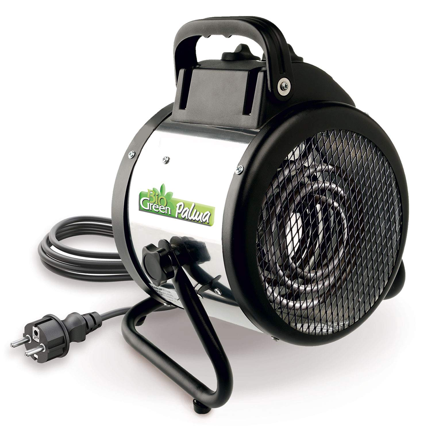 Bio Green Electric Fan Heater for Greenhouse Palma Basic 2000W without Thermostat