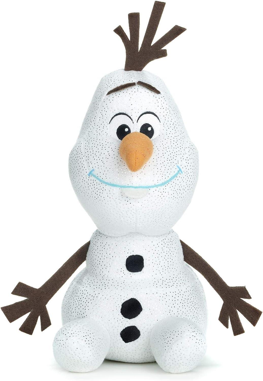 Disney Frozen 2 Peluche Olaf 30cm: Amazon.es: Juguetes y juegos