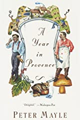 A Year in Provence (Vintage Departures) Kindle Edition