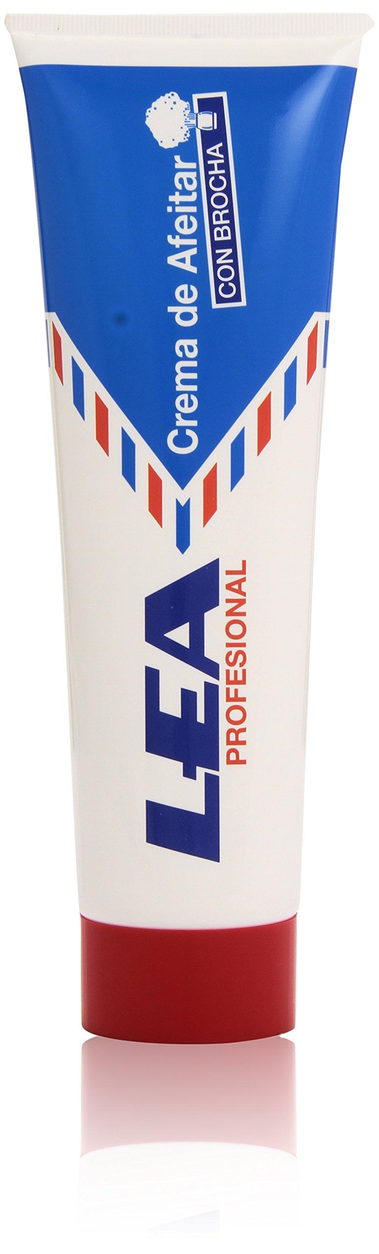 Lea Shaving Cream Professional Barber Size Tube 250ml