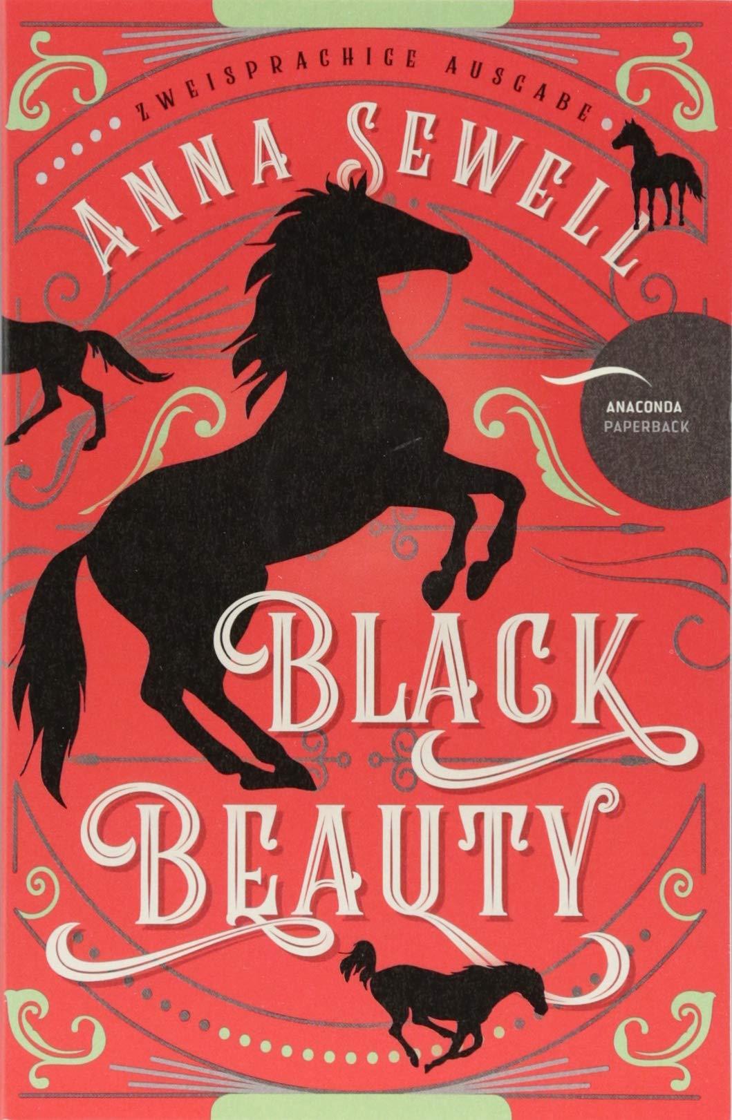 Black Beauty  Zweisprachige Ausgabe Deutsch   Englisch