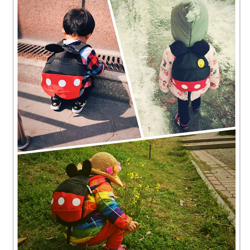 (Backpack) Baby Safety Walking Toddler Anti-Lost Belt Harness Backpack Toddler Anti-Lost Backpack Belt with Safety Leash Mini Strap for Boys and Girls QE00-2 by MPAYIXUNGS (Image #3)