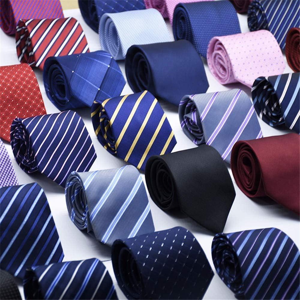 pyty123 Cravate Cor/éenne D/écontract/ée pour Hommes daffaires