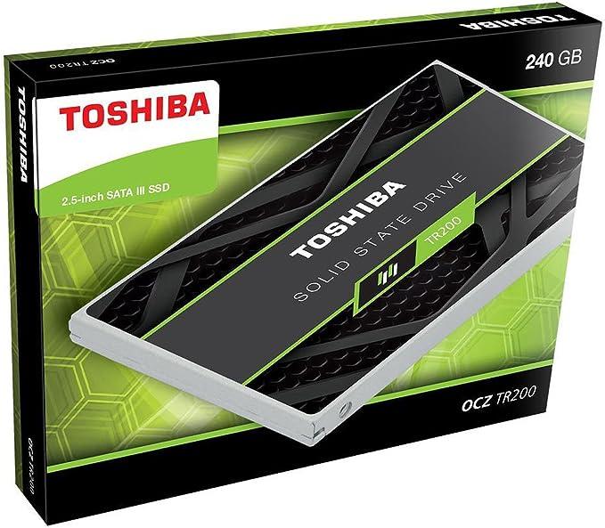 Toshiba TR200 25SAT3-240G - Disco Duro Interno de 240 GB, Color ...