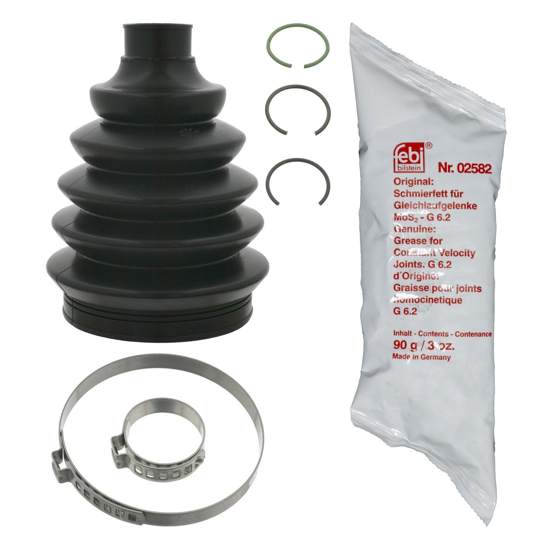febi bilstein 26232 CV boot kit (wheel-side) - Pack of 1