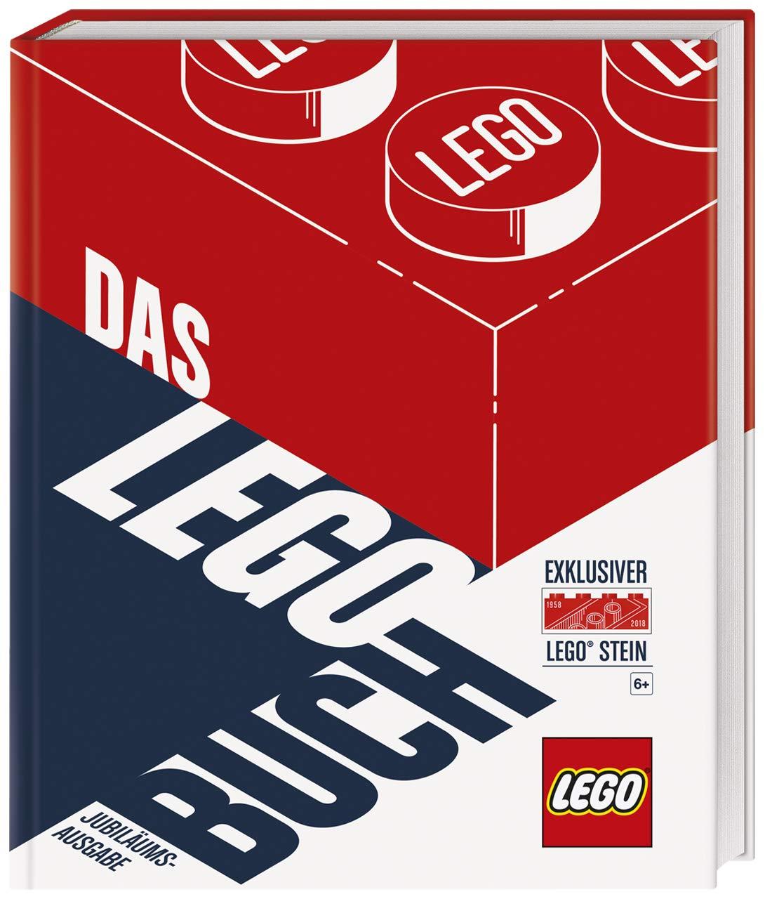 Das LEGO® Buch Jubiläumsausgabe: Exklusiver LEGO Stein Gebundenes Buch – 28. September 2018 Daniel Lipkowitz 3831035970 Antiquitäten / Spielzeug Puppen