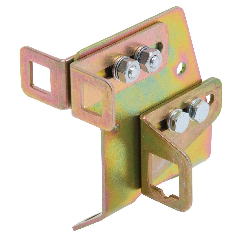 Edelbrock 8036 Cadmium Throttle Cable Bracket by Edelbrock