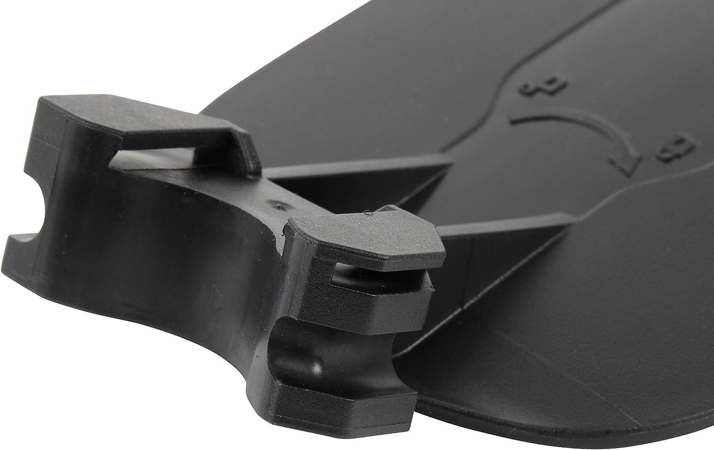ZEFAL Unisexs Shield S10 Mudguard Black 280mm x 194mm x 115mm